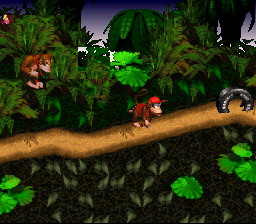 Donkey Kong Country - The Kremling